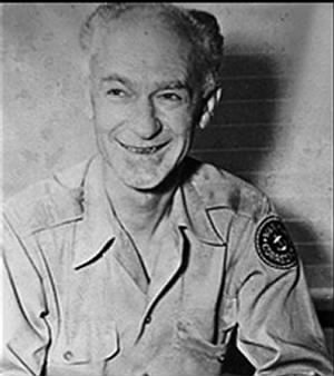 Ernie Pyle Photo