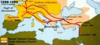 Path of the First Crusade