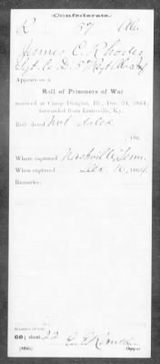 Confederate Service Record (9 of 12)