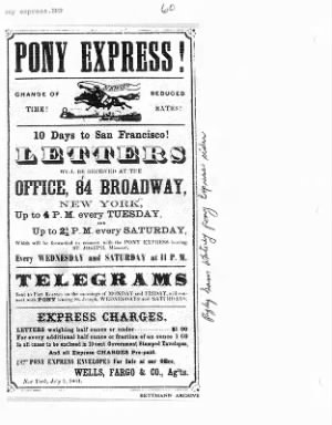 Pony Express Rider advertisement.PNG