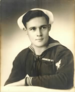Arthur Eugene Barrone - US Navy - World War II