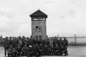 Liberation of Dachau