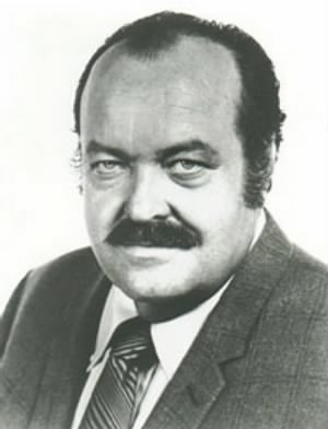 William Conrad (September 27, 1920–February 11, 1994)
