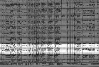 This 1930 fed census, taken in Maryland, includes both STONER & LITTLE.