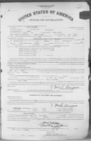 Petition for Naturalization (1925)