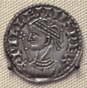 Coin portraying William the Conqueror