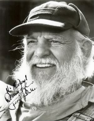 Denver Pyle as Uncle Jesse