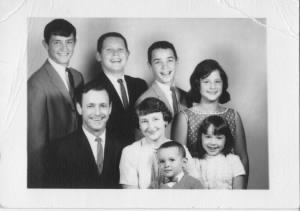 Dick and Mary Jane Anderson Family