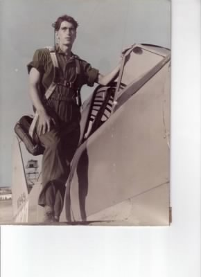 Lt Gordon Prior, 321stBG AND 310thBG, WW II MTO 1943-44