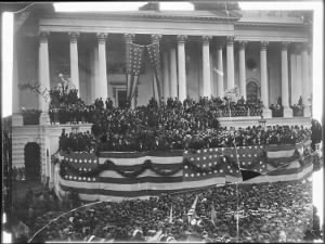 B-4823 Inaugration of President Grant.