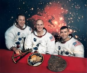 Apollo 13 Original Crew