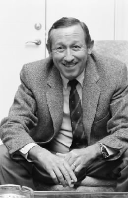 Roy Disney in 1990