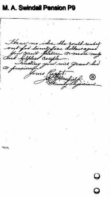 Mary A. Swindall Pension Page 9
