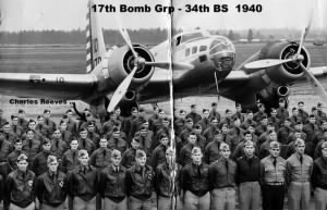 17th Bomb Group - Group Photo