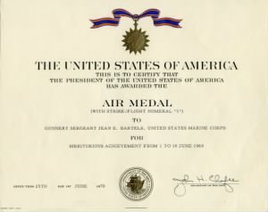 Air Medal Award