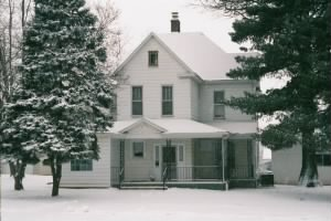 Home of Harry B. Craycroft, Vandalia, Illinois