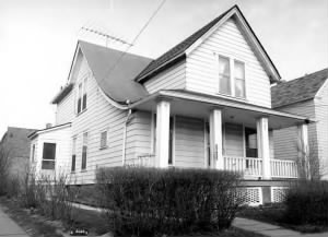 Bobby Gruss' Home, 22 Robin Ave. Circa about 1975