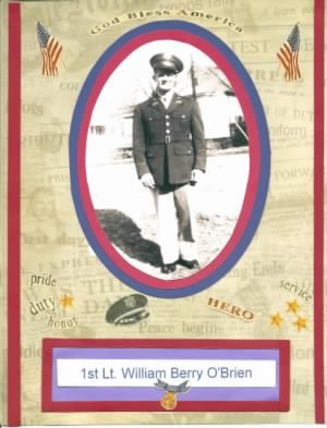 First Lt. William B. O'Brien