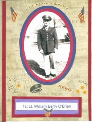 First Lt. William B. O'Brien - Fold3.com