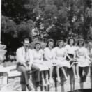FH-NVD-020d Norman Duncan Left with Missionaries in Arkansas North District of American Central Mission 1946.jpg