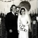FH-FAMD-009a Norman Van Duncan Age 34 and Flora Annie Miles Age 24 Wedding -- 28 Apr 1948.jpg