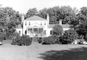 Harrietta Plantation House, McClellanville, SC