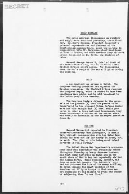 War Diary, Spenavo, London & ComNavEu, 12/1/41 to 8/31/42 - Page 417