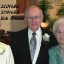 2003, Bob and Laverda at their granddaughter'  Gail's wedding.