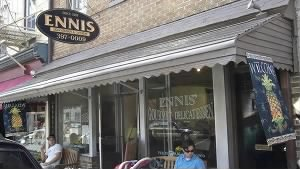Lambertville, NJ - ENNIS Market and Deli