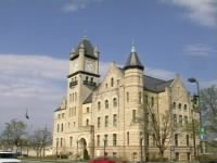 Douglas County, Kansas courthouse