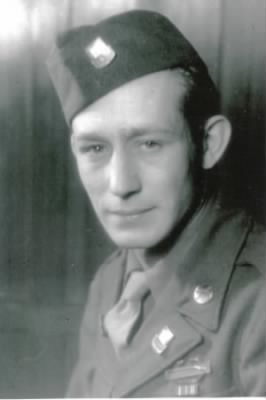 Charles L. Phillips, Pvt. US Army