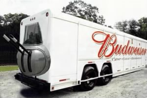Top-Turret on a Budweiser Truck