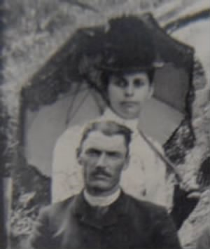 Frederick Eugene and Lois Dudley (Page) Dudley