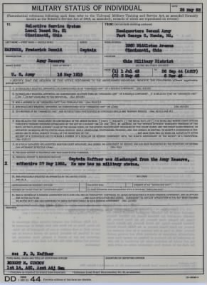 DD Form 44,Military Status of Individual, 28 May 1953 - Fold3.com