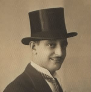 Patrick (Pasquale) Catalanotti on his wedding day, June 1930