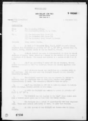 Rep of Participation in the Capture of German Hospital Ship (BORDEAUX) off the Coast of Northern France on 9/1/44 › Page 1 - Fold3.com