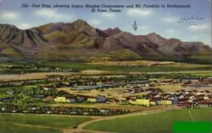 Fort Bliss, El Paso, Texas