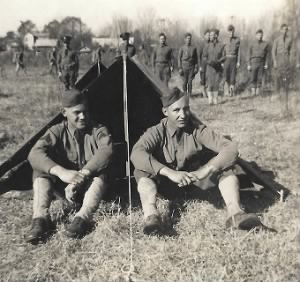 Charles Burges and Lawrence Miles in Louisiana for boot camp.jpg