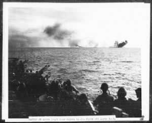 Fold3 Image - Battle of Leyte Gulf (Oct. 25)