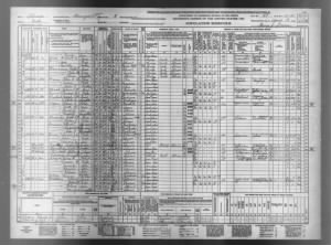 1940 Census James F Blazek ED 16-14-26