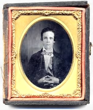 David Van Kleeck ambrotype