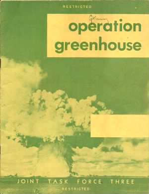 Operation Greenhouse