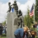"FREEDOM Memorial to the 445th BG (H) ""Satan's Little Sister"" loss Nov. 1944 (Holland)"