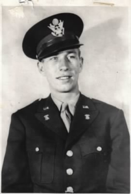 2nd Lt. Clarence R. Gast 1942