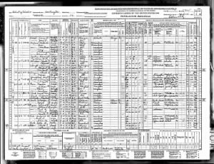 1940 United States Federal Census for William F Lawlor.jpg