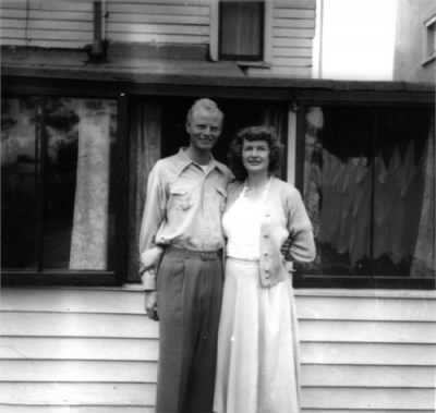 Herman and Lois Dyk