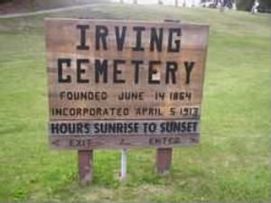 irving Cemetery Ill