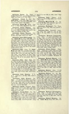 Part II - Complete Alphabetical List of Commissioned Officers of the Army › Page 16 - Fold3.com