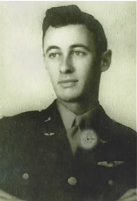 Military Photo of George G Weit (aka Grossman)
