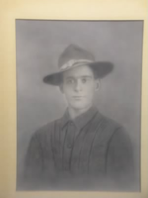 Private Joseph Francis